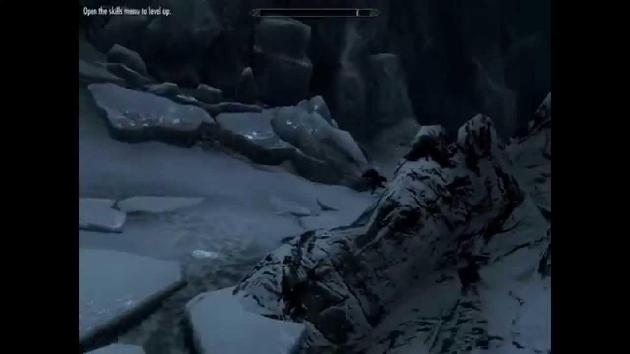 how to become a werebear skyrim