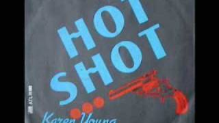 Karen Young - Hot Shot (John Morales Re-Edit Mix) (DIVA RADIO www.deevaradio.net)