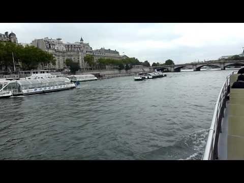 Seine River Cruise, Paris