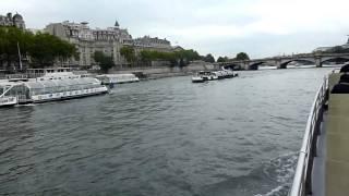 Seine River Cruise, Paris