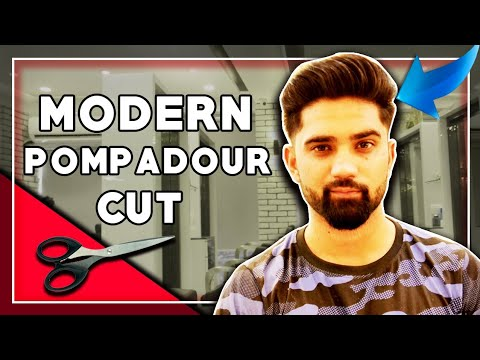 Latest Classy Hairstyle For Men | Best Hair Cut For Every Guy | Modern Pompadour thumbnail