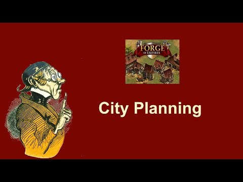 FoEhints: City Planning In Forge Of Empires