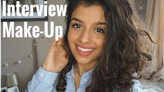 Simple Interview/Work Make Up Tutorial