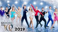 Diese 10 Promis sind in der 2. Staffel von Dancing on Ice dabei! | Dancing on Ice | SAT.1