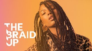 Box Braids with Wavy Ends | The Braid Up | Cosmopolitan