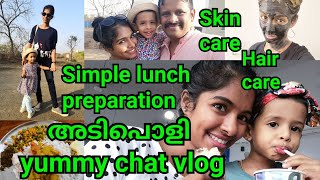 Bits and pieces of my life|Simple lunch preparation|Goa vlog|natural skin&hair care|Asvi Malayalam