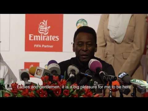 Dubai inspires Pele | Football | Emirates Airline