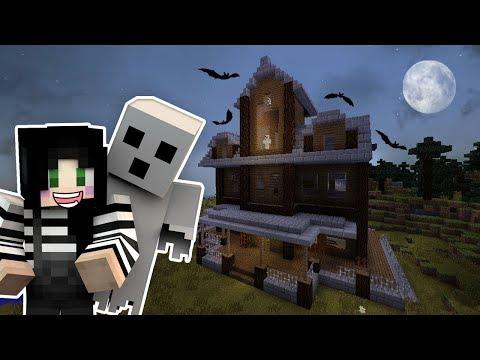 Creepsville! Ep.1 Grandma's Old House! | Minecraft Roleplay