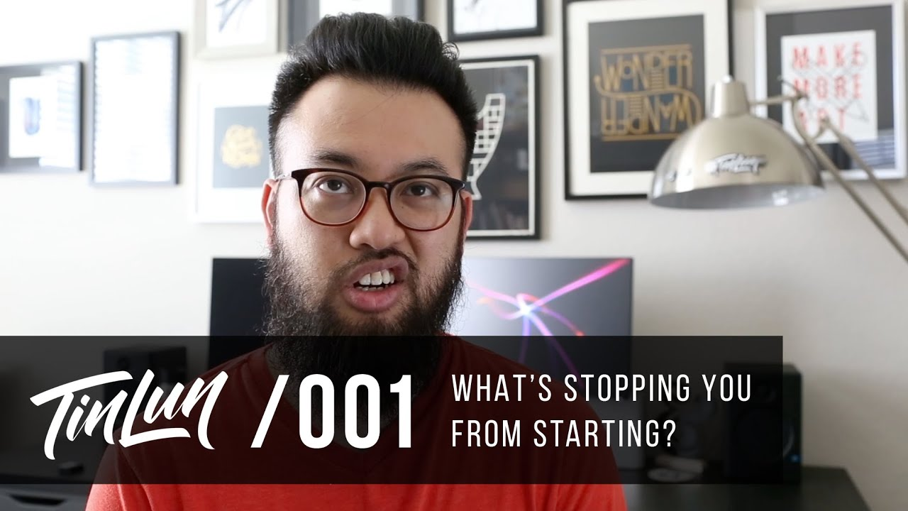 What's Stopping You From Starting? - Vlog /001
