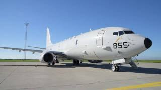 P-8s in Action During Exercise Northern Coasts 16