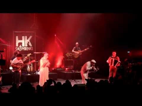 HK et les Saltimbanks - Festival de la Chanson Française 2014