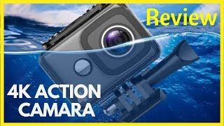 Review Tec.Bean 4k Action Camera/Full HD 1080p Sports Action