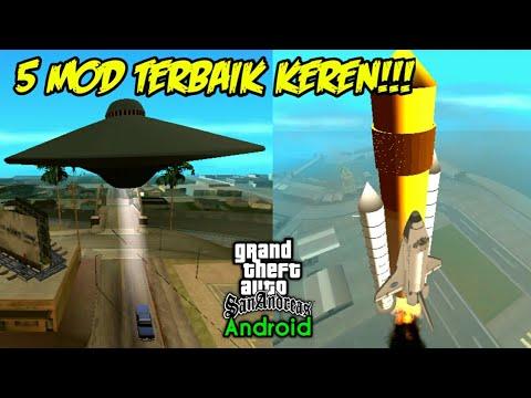 5 Mod Terbaik (Best Mods) GTA SA Android