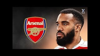 Alexandre Lacazette 2017 ● Welcome to Arsenal - Dribbling Skills, Assists & Goals | HD
