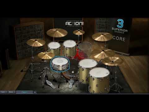 Superior Drummer 3 - METAL PRESET (FREE)