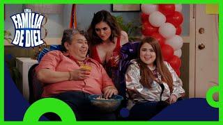 Una familia de 10, C12: La despedida de soltera de Martina | T4 | Distrito Comedia