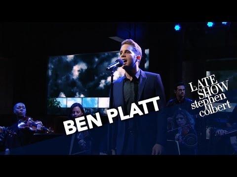Ben Platt Performs 'For Forever'