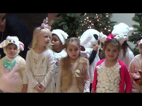"""Modesto Christian School PreS """"Journey to Bethlehem"""" 12-8-19"""