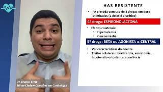Como tratar a hipertensão resistente?