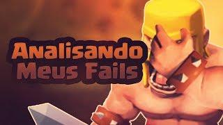 ANALISE DE FAIL - TH9 ATTACKS - CLASH OF CLANS