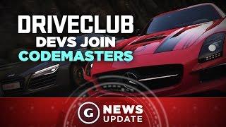 Driveclub Devs Join Codemasters, Following Studio Closure - GS News Update