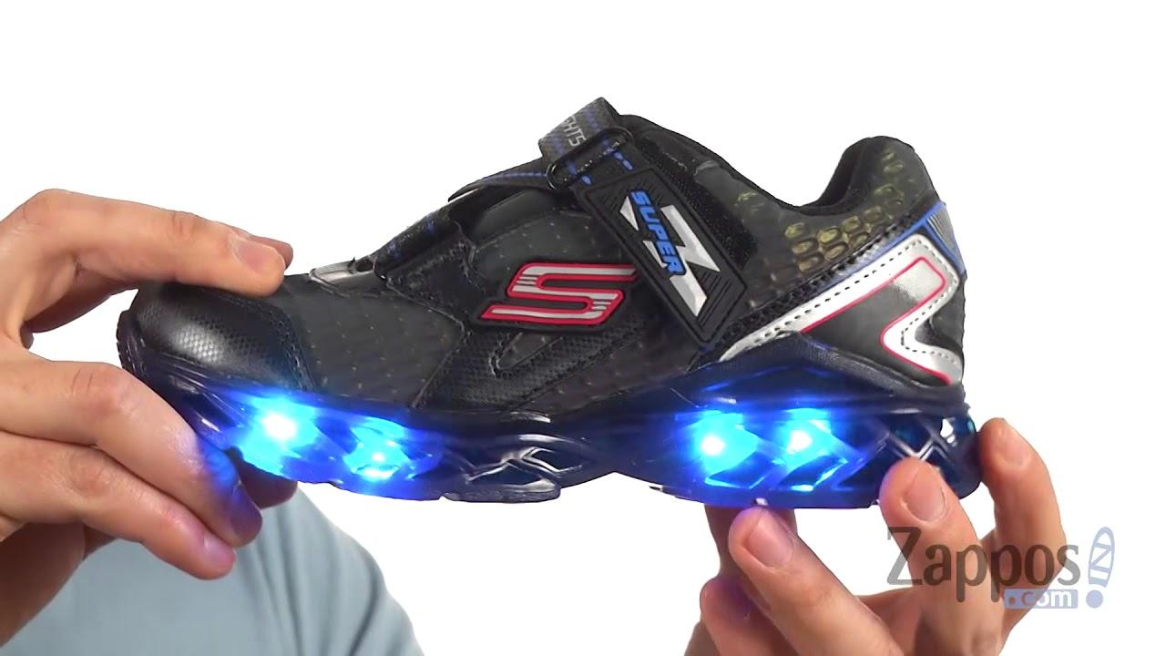 skechers s lights battery