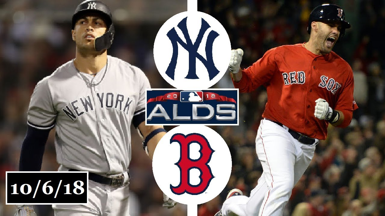 New York Yankees vs Boston Red Sox Highlights || ALDS Game 2 || October 6, 2018 - YouTube