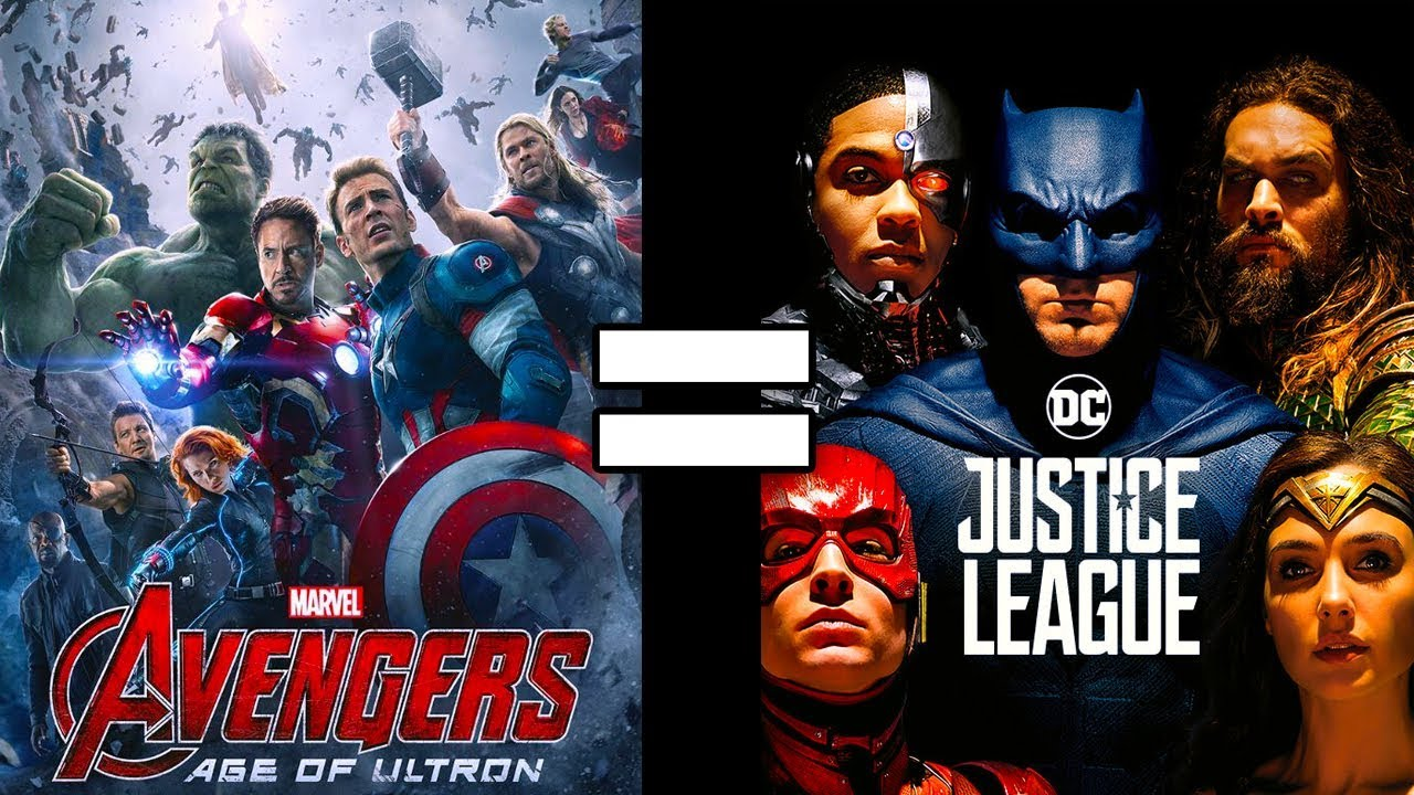 Download 24 Reasons Avengers Age of Ultron & Justice League Are The Same Movie