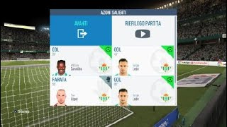Real Betis vs Barcellona 3:0 ( 2 Partido de la Liga )