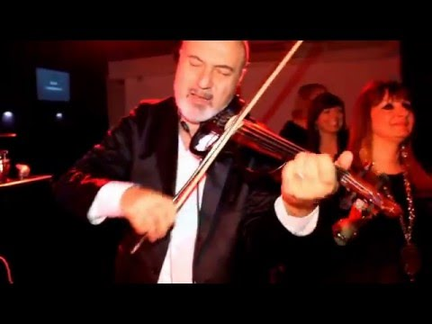 """Violinista """"Felice D' amico"""" il più pazzo dei violinisti al mondo"""