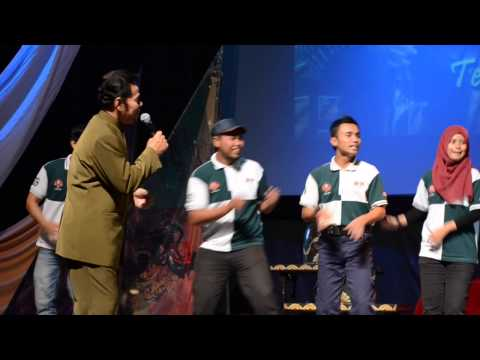 Roslan Madun - Lemak Manis (feat. Shafa'atussara) [HD]