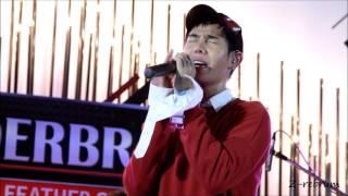 [HD] 170421 เป๊ก ผลิตโชค : จะบอกเธอว่ารัก @ Federbräu Red Feather Club x Time Out Bangkok