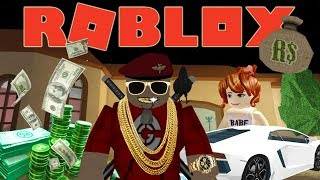 THICK WAGGIE & BOUGHT A MANSION!! | ROBLOX Bloxburg #4