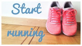 Start to run! | How I got started on running | StyleplaygroundTV