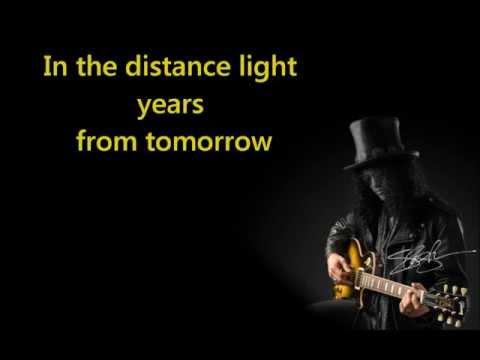 Slash - Starlight (Letra)