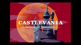 Castlevania Harmony of Dissonance, GBA Consolizer