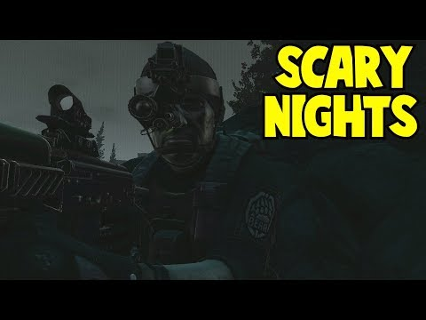 Scary Nights! Escape From Tarkov