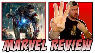 Iron Man 3 (2013) - Movie Review (Journey to Marvel's Infinity War / An MCU Analysis Series)