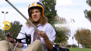 Workaholics - Racing Go-Karts Through a Golf Course thumbnail
