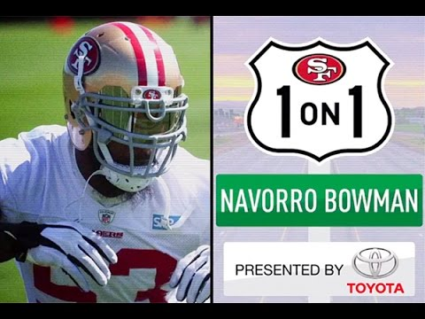 NaVorro Bowman Details Role as Leader on Defense