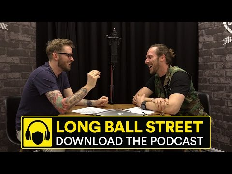 STRIPPERS, ADAM LALLANA AND SAFE STANDING | LONG BALL STREET