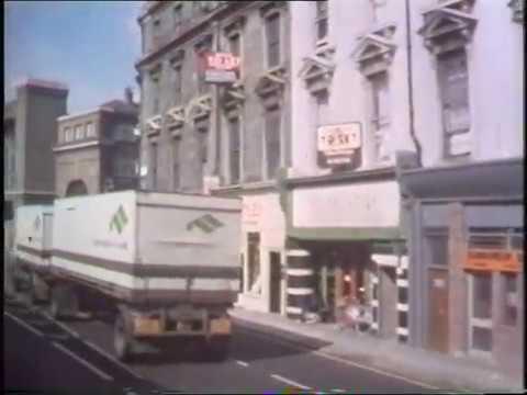 Kings Cross  London  Thames TV  1977
