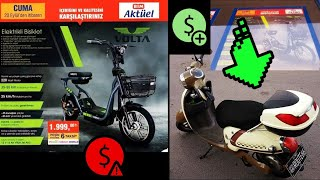 20 Eylül'de Bime Gelecek Volta VSM Elektrikli Bisiklet Alınır Mı ?