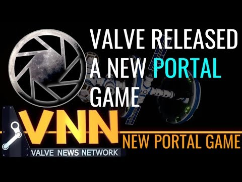 Play Valve's New Game - Portal: Moondust Explained
