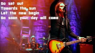 Words Darker Than Their Wings by Alter Bridge Lyrics