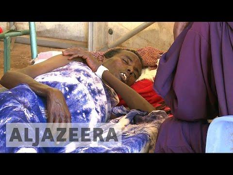 Diarrhoea epidemic claims 200 lives in drought ridden Somalia