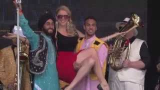 VIBC Downtown Bhangra Day 2 - Jun 07 2014 highlights