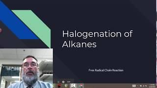 Alkanes: Halogenation