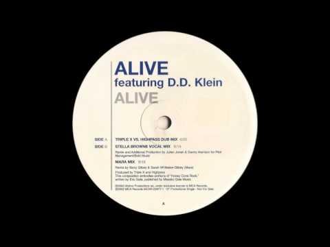 Alive featuring D.D. Klein - Alive (Mara Mix)