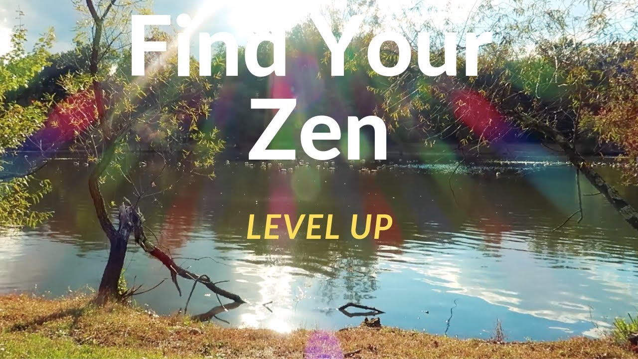 Level Up: Ep 14 Finding Your Zen